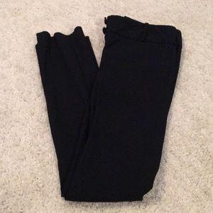 EUC The Limited Exact Stretch Black pants